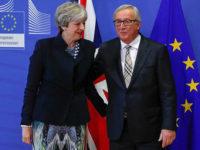 Κλείδωσε ο οδικός χάρτης για το Brexit – Αναμένονται δηλώσεις Μέι στο κοινοβούλιο