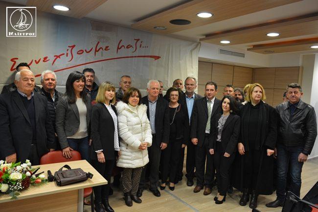 Ανακοίνωση υποψηφιότητας Γιάννη Παπαλέξη για το δήμο Αρταίων – Οι πρώτοι 27 υποψήφιοι