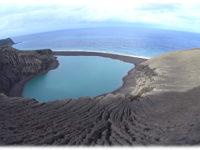 Ανεξερεύνητο νησί με μυστηριώδη λάσπη προβληματίζει τη NASA