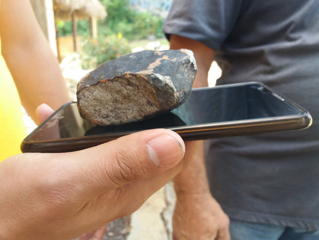 Έπεσε μετεωρίτης στην Κούβα-Συναγερμός στους κατοίκους