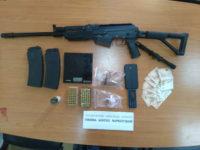 Συνελήφθη διακινητής κοκαΐνης και λαθραίου καπνού στην Κατούνα Αιτωλοακαρνανίας