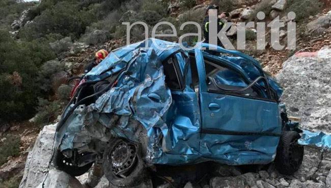 Πως έγινε το τρομερό ατύχημα στην Κρήτη