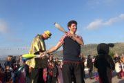 Με το κάψιμο του καρνάβαλου ολοκληρώθηκαν οι αποκριάτικες εκδηλώσεις