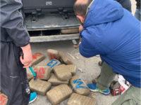 Επιχείρηση της αστυνομίας εντόπισε χασίς σε σασί αυτοκινήτου