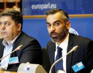 Στο ευρωπαϊκό Κοινοβούλιο ο αντιδήμαρχος Νίκος Χούτας για τα αντισταθμιστικά από τα υδροηλεκτρικά