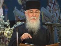 Ομιλία του Γέροντα Νίκωνα με θέμα «Η Κατάκριση» στον Άγιο Αθανάσιο