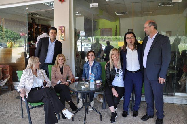 Γιώργος Παπαναστασίου: «Θέλουμε τους συνδημότες δίπλα μας για να ολοκληρώσουμε το έργο που ξεκινήσαμε»