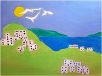 Έκθεση Ζωγραφικής Μαθητών του τμήματος ζωγραφικής του Πολιτιστικού Συλλόγου Λουτρού