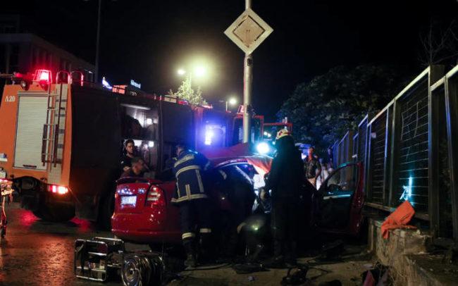 Τραγωδία στο Αίγιο: Αυτοκίνητο παρέσυρε και σκότωσε γιαγιά και εγγονάκι- Περπατούσαν στο πεζοδρόμιο