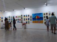 Οι μαθητές του Τμήματος Ζωγραφικής παρουσίασαν τα έργα τους στο Λουτρό