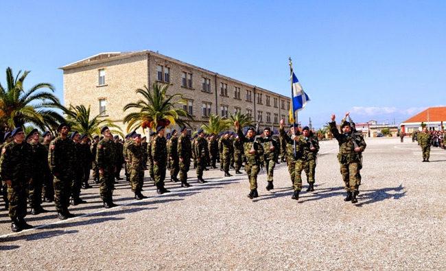 Παρέμβαση Λιβανού για υλοποίηση εκπαίδευσης των νέων ειδικών φρουρών στο στρατόπεδο της Ιεράς Πόλης του Μεσολογγίου