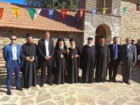 Αρχιερατική Θεία Λειτουργία και χειροθεσία στην Ιερά Μονή Δρυμοναρίου Φλωριάδας Βάλτου