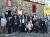 Θεία Λειτουργία στον Ι. Ν. Αγίου Δημητρίου Βαλμάδας Βάλτου