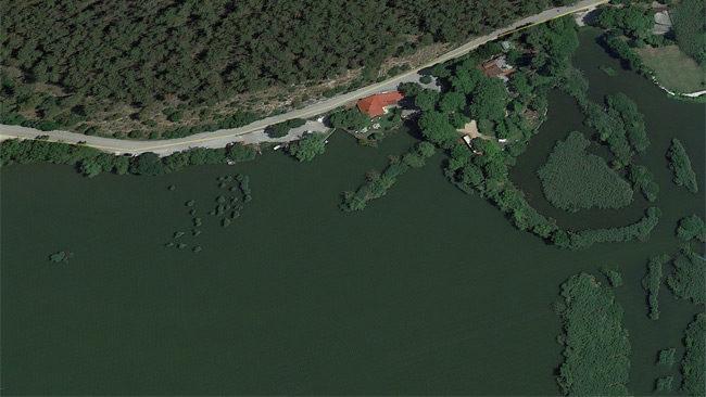 Είχαν κρύψει όπλα του 19ου αιώνα δίπλα στην λίμνη Ιωαννίνων