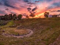 Έγκριση της μελέτης για το Αρχαίο Θέατρο Στράτου από το Κεντρικό Αρχαιολογικό Συμβούλιο