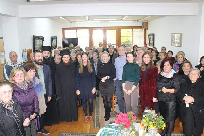 Εκδήλωση για την Άνοια πραγματοποιήθηκε στην Αμφιλοχία