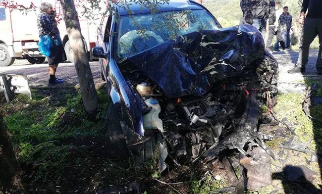 Τραγωδία στο Αγρίνιο – Νεκρός  19χρονος οδηγός σε τροχαίο