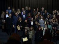 Τιμητικό Δίπλωμα  στο Πολιτιστικό Κέντρο Αμφιλοχίας – Ερασιτεχνική Θεατρική Ομάδα