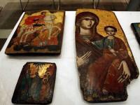 Κλεμμένες εικόνες από τα μοναστήρια και τους ναούς της Ηπείρου  πωλούνται σε γκαλερί στο Ντίσελντορφ