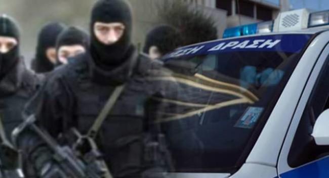 Συμπλοκή των Αλβανών δραπετών με τις δυνάμεις της Αστυνομίας