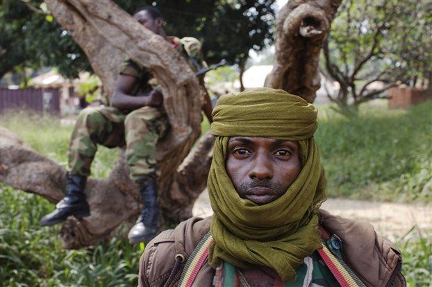H Γαλλία τριπλασιάζει τη δύναμή της στην Κεντροαφρικανική Δημοκρατία