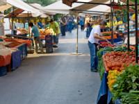 Έναρξη Λαϊκής Αγοράς στο Λουτρό Αμφιλοχίας