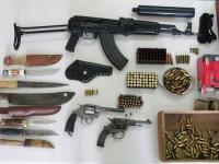 Βαρύς οπλισμός σε ΙΧ στην Ηγουμενίτσα – Συνελήφθησαν τέσσερα άτομα