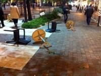 Τώρα: επεισόδια και δακρυγόνα στο κέντρο του Αγρίνιου