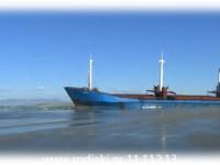 """Βούλιαξε το πλοίο """"Nour M"""" στο λιμάνι"""