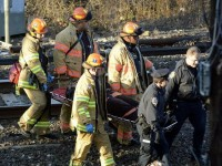 Τρένο εκτροχιάστηκε στο Μπρονξ της Νέας Υόρκης – Τέσσερις νεκροί, 63 τραυματίες