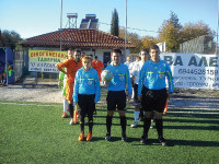 Με νίκη 1-3 το τελευταίο  ματς της ΑΕ Μενιδίου