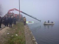 Αυτοκίνητο έπεσε τη λίμνη Παμβώτιδα στα Ιωάννινα – Νεκρός ο οδηγός