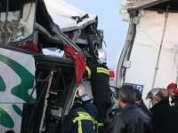 Αφέθηκε ελεύθερος ο Τούρκος οδηγός της νταλίκας που συγκρούστηκε με το λεωφορείο του ΚΤΕΛ