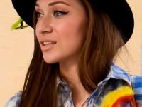 """Τα υπέροχα μάτια … της βασίλισσας του Πατρινού καρναβαλιού 2014 """"Ιωάννα Κυπραίου"""" (gossip carnival)"""