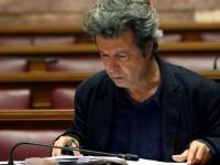Τατσόπουλος: Υπέβαλε την παραίτηση του, κρατάει τη βουλευτική του έδρα