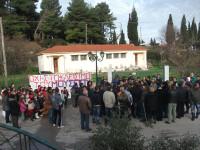 Μαχητική συγκέντρωση σήμερα  ενάντια στο κλείσιμο του Μουσείου Θυρρείου
