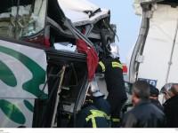 Η Γενική Αστυνομική Διεύθυνση Θεσσαλονίκης για το τραγικό δυστύχημα