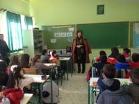 Επίσκεψη συγγραφέως στο Δημοτικό σχολείο Κωστακιών ¨Αρτας