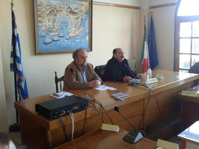Ο βουλευτής Νίκος Μωραΐτης υποψήφιος Δήμαρχος Ακτίου – Βόνιτσας