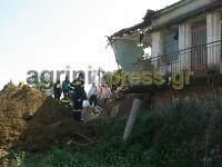 Θανατηφόρο δυστύχημα με δύο νεκρούς στο Αγρίνιο