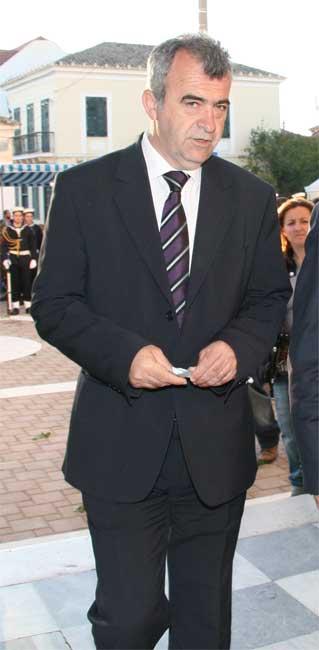 Περιοδεία του Υποψήφιου Αντιπεριφερειάρχη Μάρκου βασίλα στην Αιτωλοακαρνανία