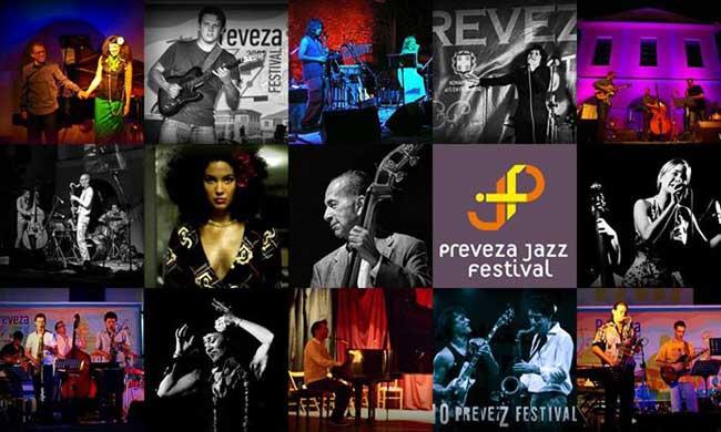 Το 12th Preveza Jazz Festival ΕΡΧΕΤΑΙ!!!