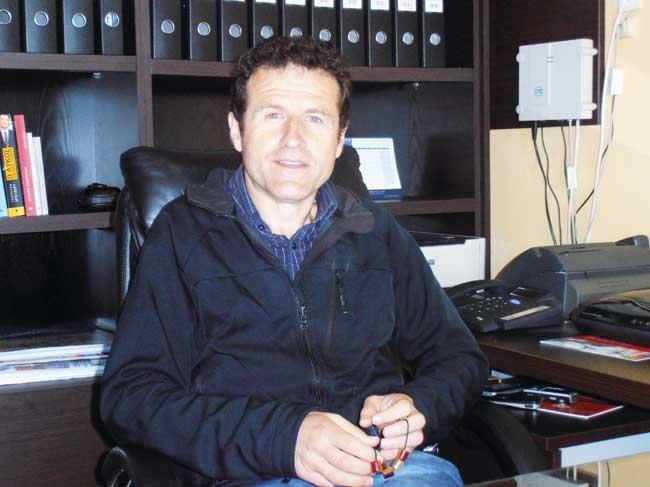 Συνέντευξη του υπ. δημάρχου Π. Κατσιγιάννη στην εφημερίδα Μαΐστρος
