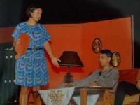 Τις καλύτερες εντυπώσεις άφησε η θεατρική παράσταση «Ο σπαγκοραμμένος» του Π.Κ.Αμφιλοχίας