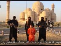 Παγκόσμιο σοκ με νέο βίντεο αποκεφαλισμού από τους τζιχαντιστές