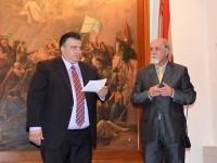 Δυναμικό παρών από τις πρώτες μέρες  ανάληψης καθηκόντων ο δήμαρχος Μεσολογγίου Ν.Καραπάνος
