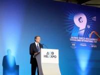Μήνυμα Σαμαρά σε Τσίπρα: Δεν θα μας ρίξετε με τον Πρόεδρο της Δημοκρατίας. Εξήγγειλε 30% μείωση στον φόρο πετρελαίου από τη ΔΕΘ