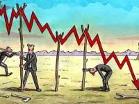 Στα πρόθυρα δημοσιονομικής κατάρρευσης η χώρα  –  Ζοφερή κατάσταση των Δημοσίων Οικονομικών – Σε ελεύθερη πτώση τις τελευταίες μέρες το χρηματιστήριο