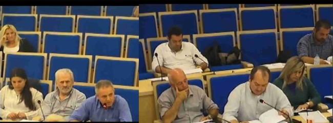 Ένταση στο σημερινό Δημοτικό Συμβούλιο του Δήμου Αμφιλοχίας