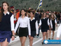 Ολοκληρώθηκαν οι εκδηλώσεις εορτασμού της 28ης Οκτωβρίου στην Αμφιλοχία